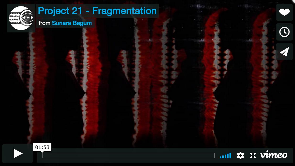 Project 21 - Fragmentation