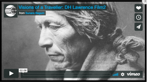 Visions of a Traveller: DH Lawrence FIlm 2