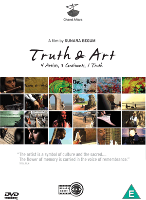 Truth & Art DVD Cover
