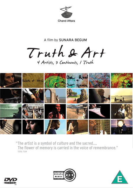 Truth & Art DVD Cover
